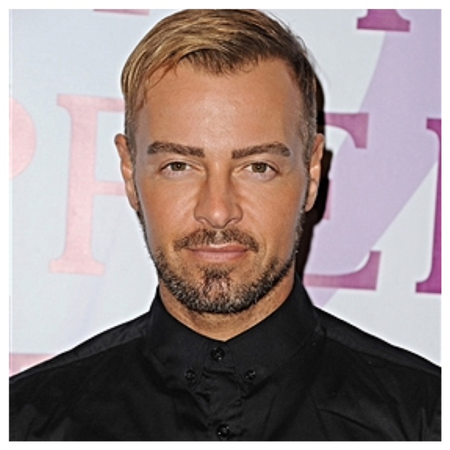 Joey Lawrence's new weave