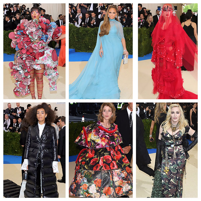 before we go any further let us remember that the costume institute gala at the metropolitan museum of art is not your average red carpet event