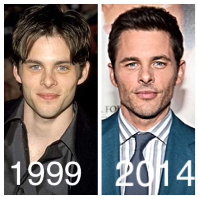 James Marsden looks better than ever