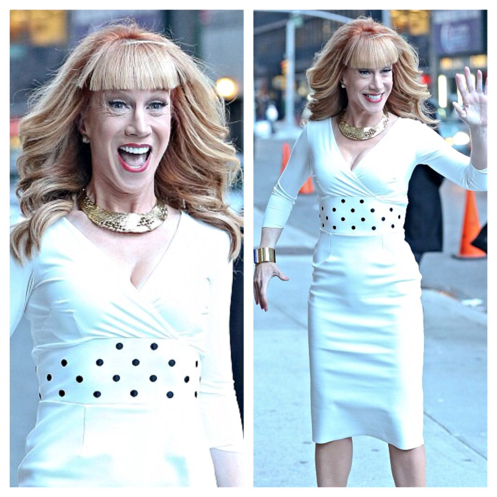 Kathy Griffin bangs