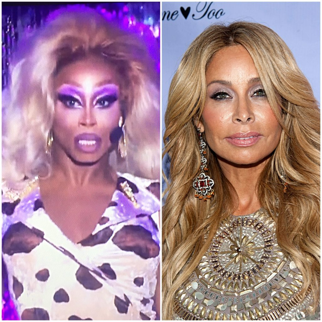 Monique Heart/Faye Resnick