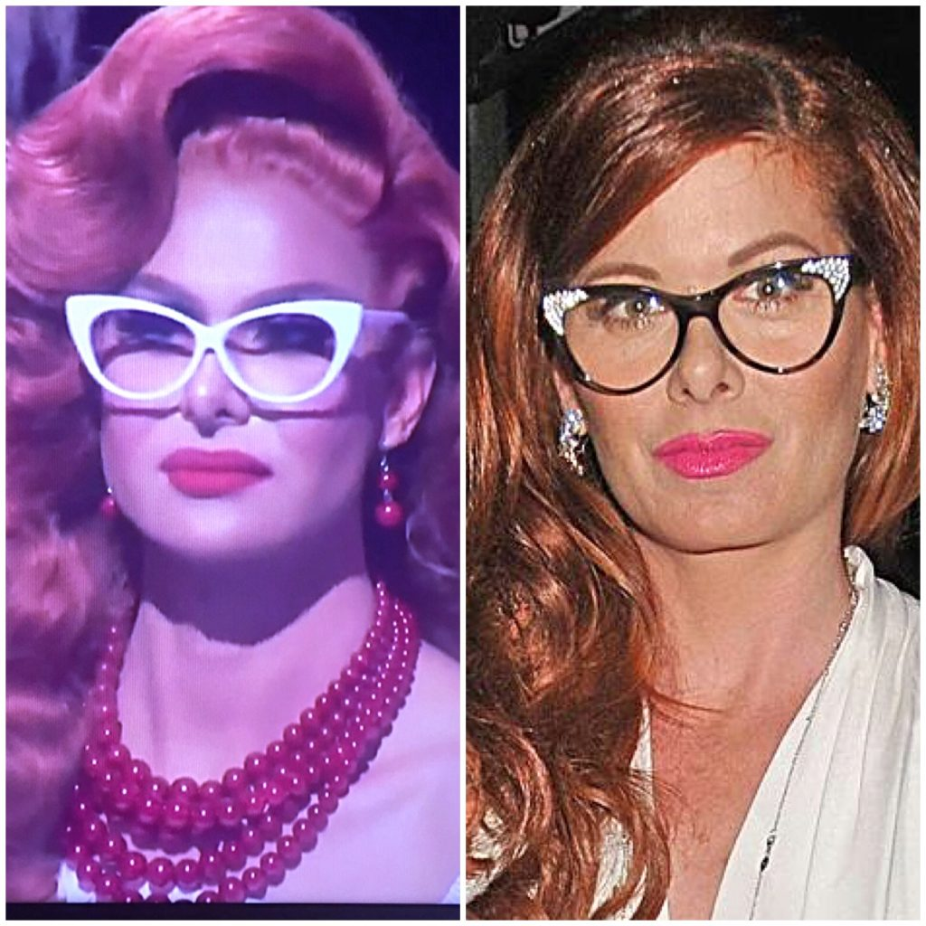 Trinity The Tuck/Debra Messing