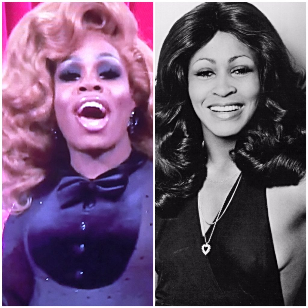 Monet X Change/Tina Turner